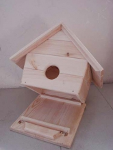 Домики-гнездовья для птиц